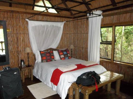 Makhasa Game Reserve and Lodge: Bed