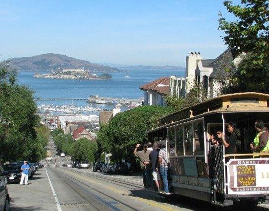 Golden Horizon Tours: sf cable car
