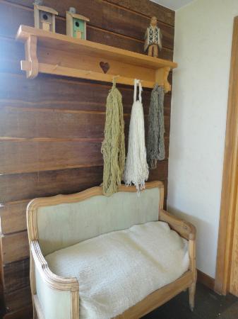 Hotel and Cabanas Monte Verde: Sala de estar