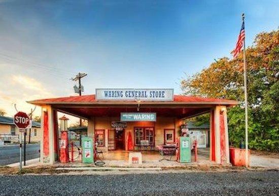 Waring General Store in Waring, TX