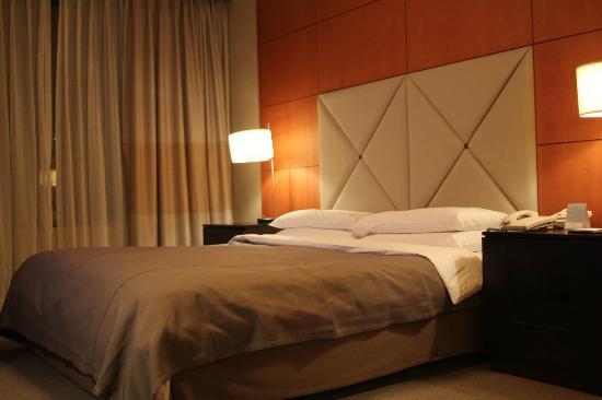 Oakwood Premier Coex Center: Bedroom