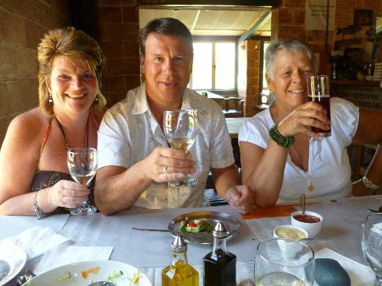 Hook, Line and Sinker: More happy diners!