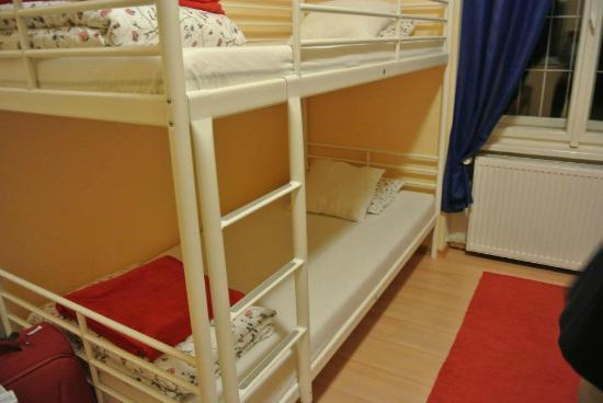 I'M Hostels and Apartments: Clean, cozy and warm
