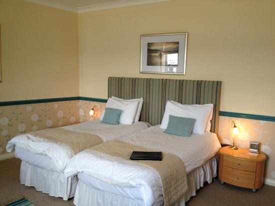 The Harbour Inn: my bedroom!