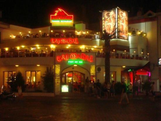 The Mandarin Restaurant: The Mandarin Chinese Restaurant