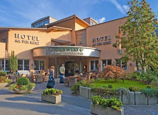 Vandoies, Italy: Hotel von ausen