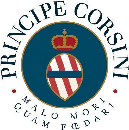 Osteria Le Corti: Logo Principe Corsini
