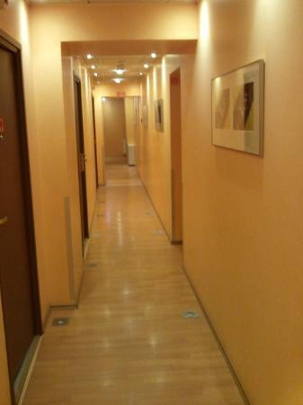 City Hotel Tallinn: Hotelflur