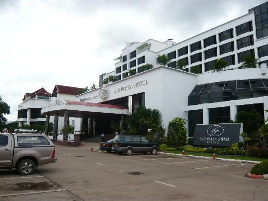 โรงแรมลาวพลาซ่า: Lao Plaza Hotel