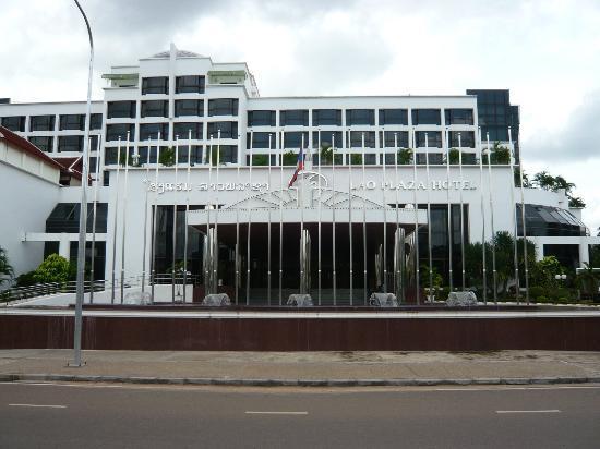 Lao Plaza Hotel: Lao Plaza Hotel