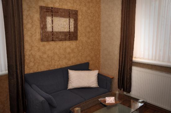Hotel New Angela: Wohnbereich