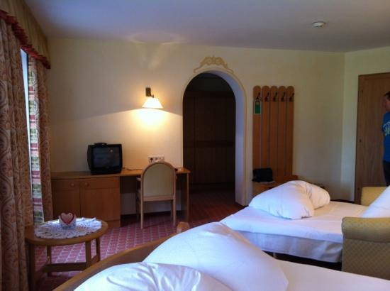 Alpenschloessl Hotel: double room