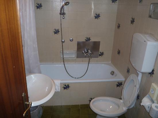 Antico Panada: Baño