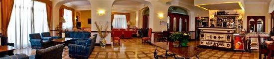 Sant'Agata sui Due Golfi, Italy: Lounge Area