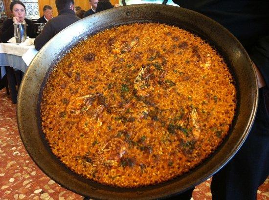 L'Estimat: arroz a banda
