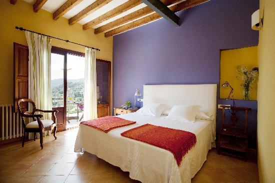 Es Petit Hotel de Valldemossa: Habitación Doble Superior con Terraza