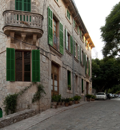 Es Petit Hotel de Valldemossa: Fachada hotel