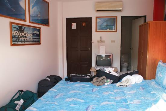 Summer Breeze Inn Hotel: Boogey Board room