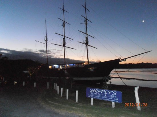 Shippey's chippy