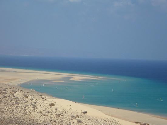 Hotel Fuerteventura Playa: Spiaggia a 10 km dall'Hotel