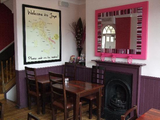 Joya Restaurant: Interior