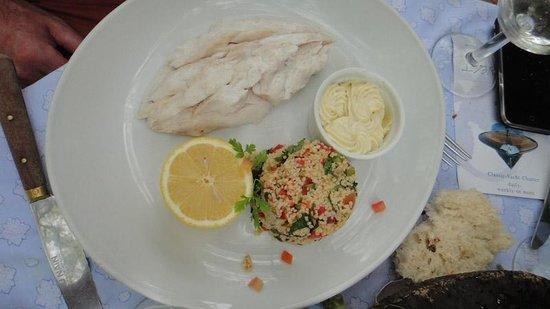 Le Club 55 : fish