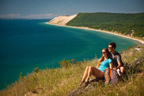 Traverse City, MI : Sleeping Bear Dunes