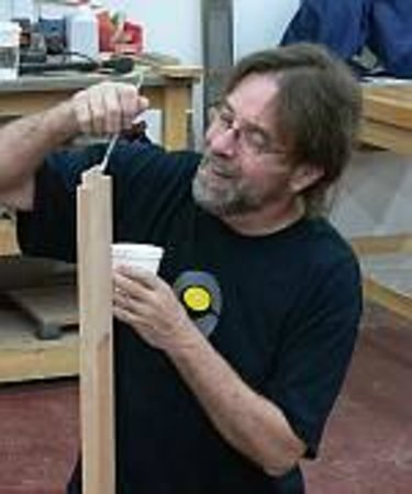 Bob Van Dyke, Director, Connecticut Valley School of Woodworking
