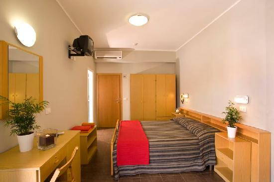 Camera soggiorno Relax - Picture of Du Parc Hotel, Gabicce Mare ...