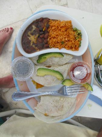 Paradise Beach : Fish Tacos