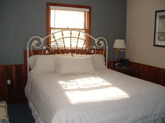 The Chandler Inn: Heavently beds