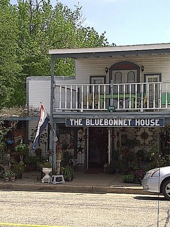 The Bluebonnet House, Chappell Hill, Texas