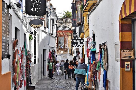 Jewish Quarter (Juderia): Otra calle