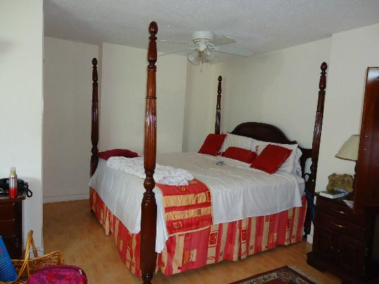 Turtle Beach Towers : Room