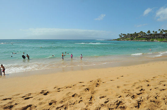One Napili Way: Beautiful, Sunny, Napili Beach