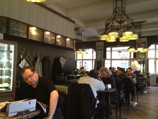 Art deco cafe picture of grand cafe orient prague tripadvisor