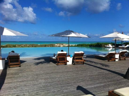 COMO Parrot Cay, Turks and Caicos: Poolside