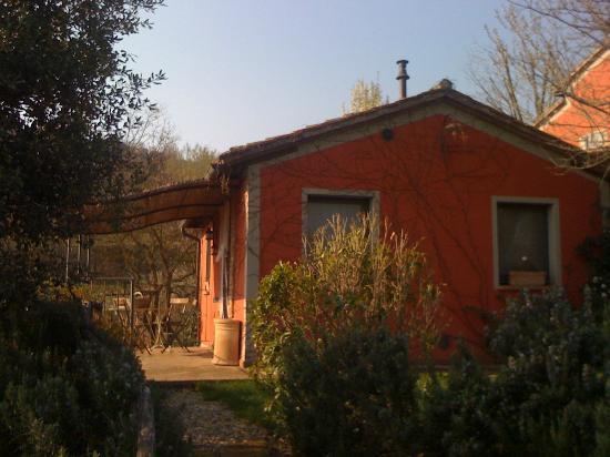 Agriturismo Il Vecchio Milipano: La casa