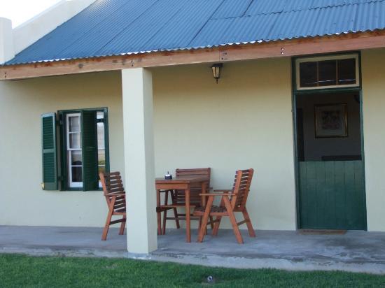 De Denne Country Guest House: esterno della camera