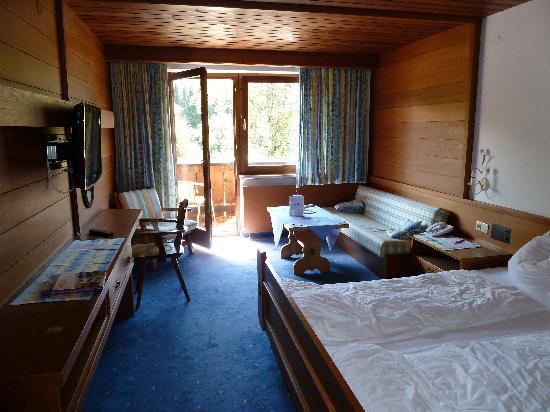 Hotel Geisler: La nostra camera