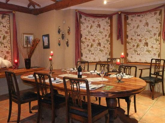 Sala da pranzo picture of de denne country guest house - Sala da pranzo country ...