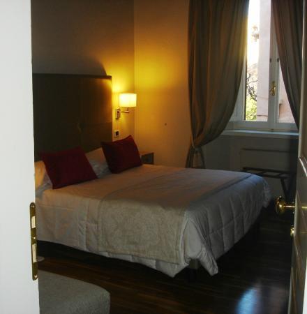Hotel Charleston: la camera