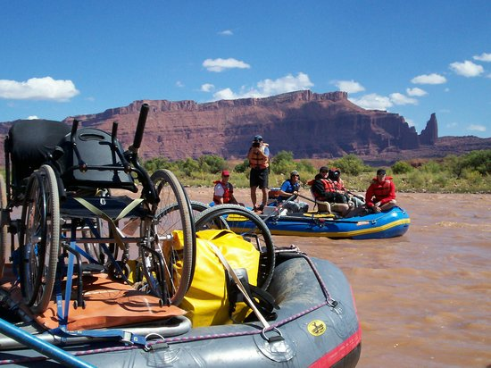Splore Accessible Outdoor Adventures day trips