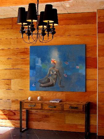 Costa Colonia Riverside Boutique Hotel : Lobby
