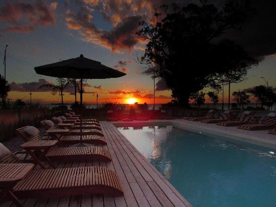 Costa Colonia Riverside Boutique Hotel : Piscina