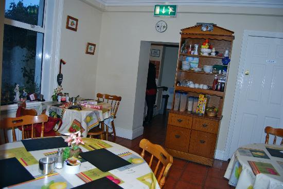 Botanic Villa: Dinning room