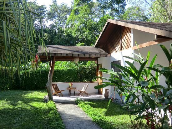 Suizo Loco Lodge Hotel & Resort: Unser schöner Bungalow
