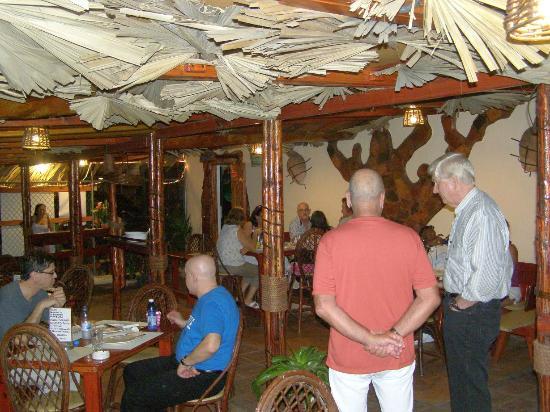 Bella Italia: inside the restaurant