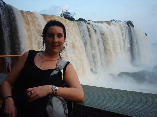 Manaca Hotel: Cataratas lado Brasileño.