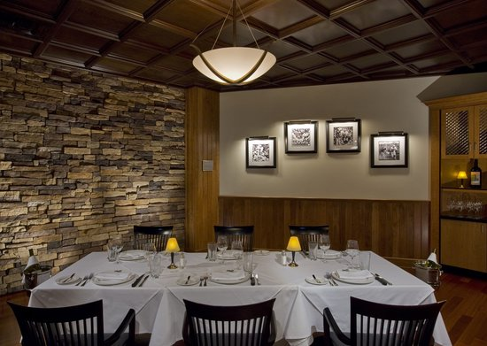 Legends Private Dining Room Picture
